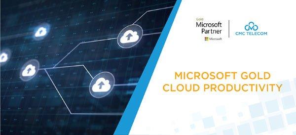 CMC Telecom became Gold Partner of Microsoft
