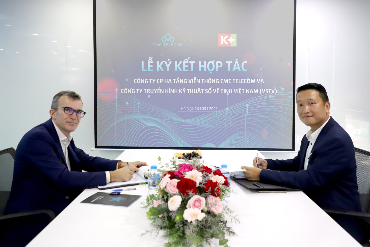 CMC Telecom và truyền hình K+ chiêu đãi khán giả combo ''Truyền hình băng thông rộng''