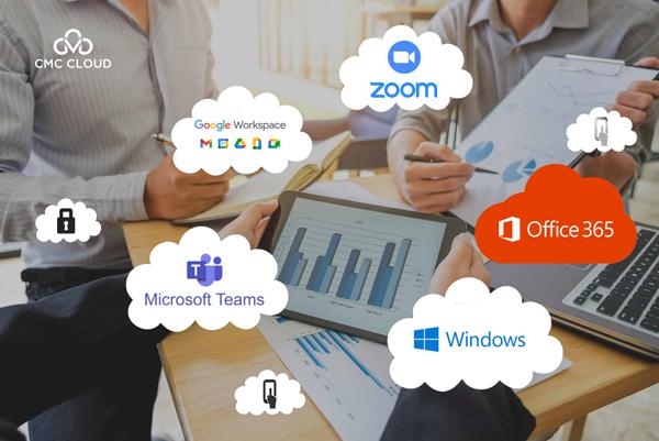 Ba ứng dụng SaaS thu hút chủ doanh nghiệp SME trong 2021