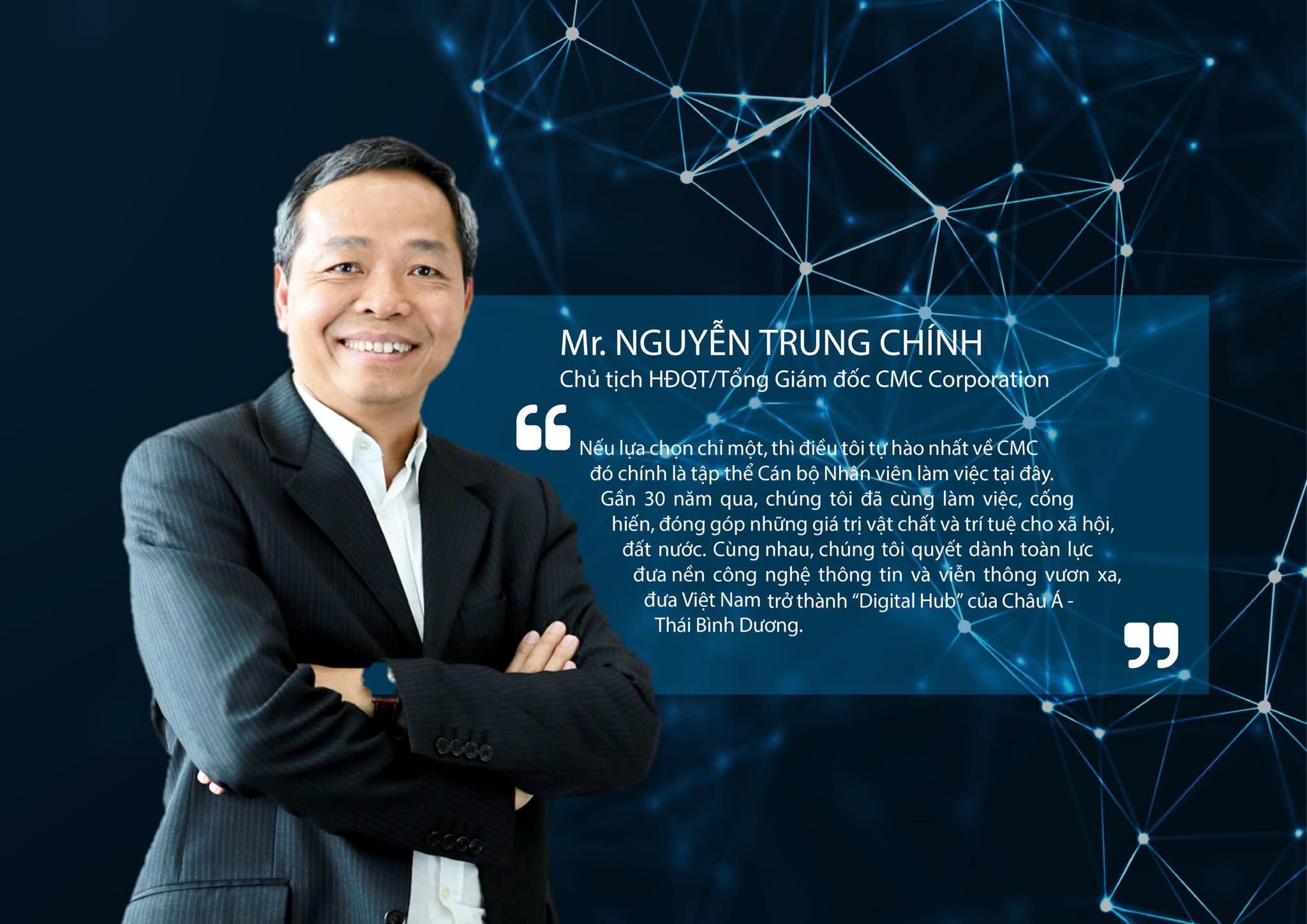 Thư Chủ tịch HĐQT/TGĐ Tập đoàn Công nghệ CMC gửi CBNV trong mùa dịch COVID-19
