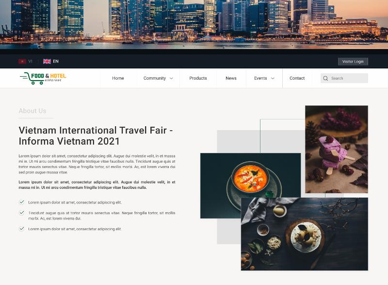 CMC TS and Informa Markets Vietnam launch online trading platform