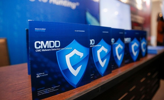 """CMDD - """"Vaccine""""to protect business information system"""