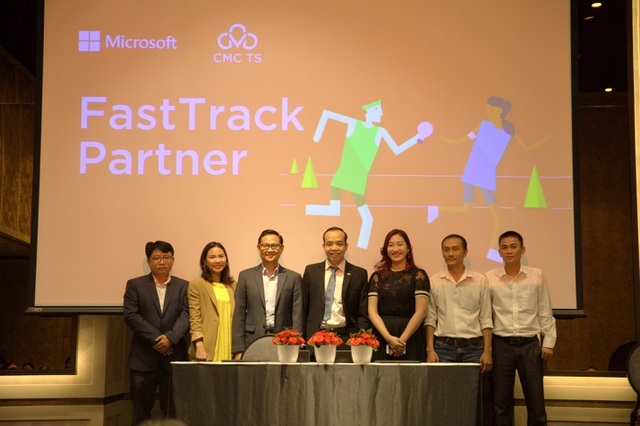 CMC TS is a leading provider of Microsoft solutions in Asia-Pacific