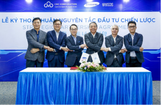 CMC Corporation ranked in Top 50 companies with most effective business performance in Vietnam in 2018
