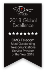 Most Outstanding Telecommunications Service Provider of the Year 2018